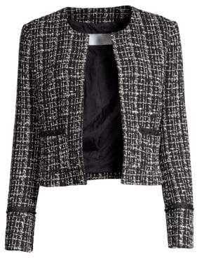 BOSS Kalali Tweed Jacket