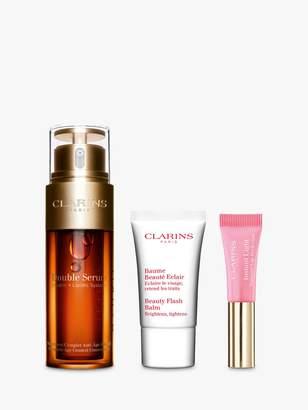 Clarins Double Serum 50ml Skincare Gift Set