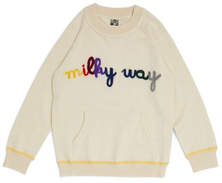 Bonton Milky Way Sweater (4-12 Years)
