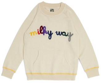 Bonton Milky Way Sweater (4-12 Years)
