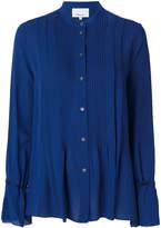 3.1 Phillip Lim long-sleeve pleated shirt