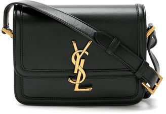 Saint Laurent small Solferino satchel crossbody bag