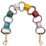 Anya Hindmarch Paper Chain leather bag strap