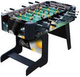 "Playcraft Sport 48"" Foosball Table with Folding Leg"