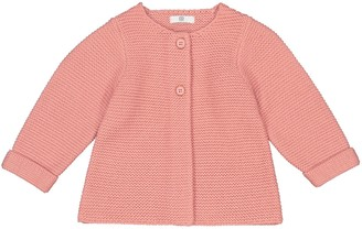 La Redoute Collections Knitted Newborn Top, Birth-2 Years