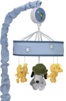 Lambs & Ivy Peanuts Snoopy's Campout Musical Mobile