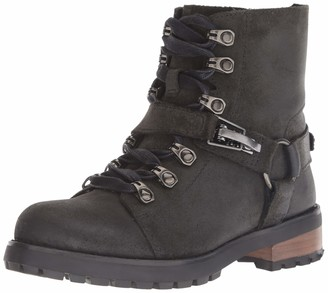 UGG Women's W FRITZI LACE-UP BOOT Fashion