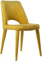 Pols Potten Velvet Holy Chair