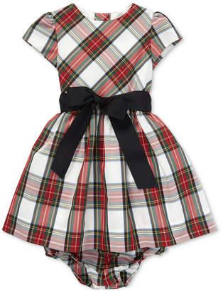Polo Ralph Lauren Baby Girls Plaid Dress