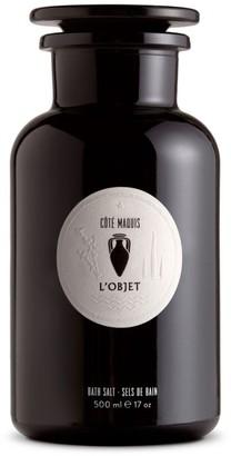 L'OBJET Cote Maquis Bath Salts/17 oz.