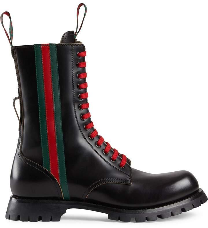 dfe1dd71f Gucci Men's Boots | over 100 Gucci Men's Boots | ShopStyle