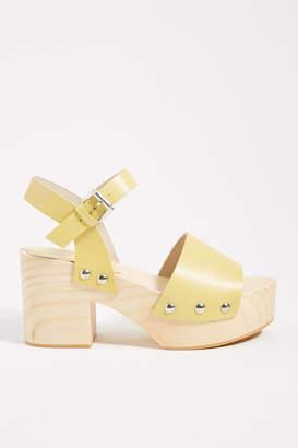 Tula Intentionally Blank Platform Sandals