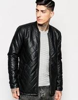 Minimum Quilted Jacket - Tan