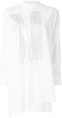 Y's Asymmetric Long-Sleeved Tunic