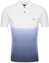 Pretty Green Saxthorpe Polo T Shirt Blue