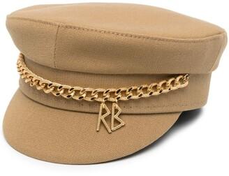 Ruslan Baginskiy Chain-Link Detail Cap