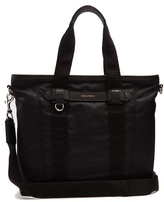 Dolce & Gabbana Leather-trimmed nylon tote