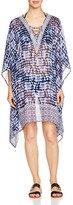 Bleu Rod Beattie I've Got You Babe Caftan Swim Cover-Up