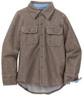 7 For All Mankind Yarn Dyed Knit Top (Little Boys)