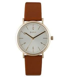 DKNY Minetta Brown Watch