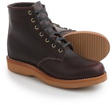"Chippewa Lace-Up Work Boots - Leather, 6"" (For Women)"