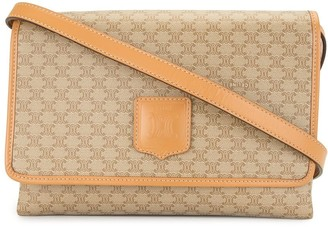 Céline Pre-Owned pre-owned Macadam crossbody bag