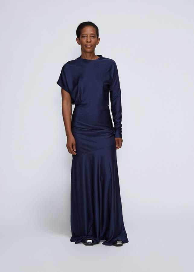 Calvin Klein Asymmetric Gown