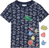 Lacoste Printed T-shirt