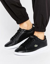 Lacoste Classic Straightset Black Sneakers