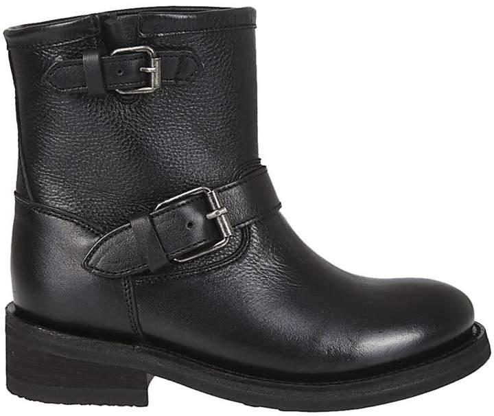 Ash Tears Boots