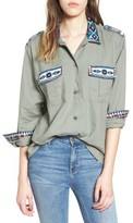 Rails Women's Kona Embroidered Shirt