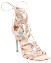 Betsey Johnson Celia Lace-Up Sandals
