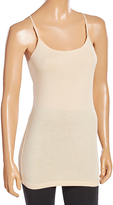 Pure Style Girlfriends Taupe Scoop Neck Camisole