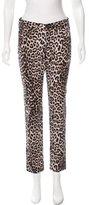 Rag & Bone Snow Leopard Boyfriend Jeans w/ Tags