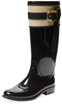Burberry Belted Rain Boot
