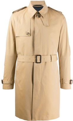 Paul Smith Belted Trench Coat