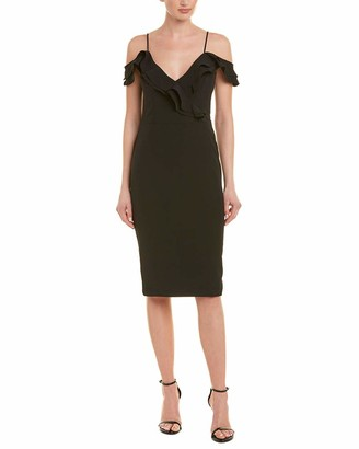 Bardot Women's RAENE Frill Dress