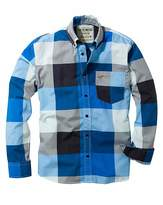 Voi Jeans Ticket Long Sleeve Check Shirt