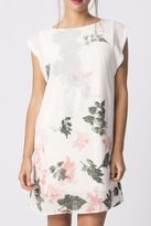 Skunkfunk Floral Shift Dress