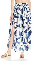 Mara Hoffman Women's Birds Slit Front Skirt Cover up