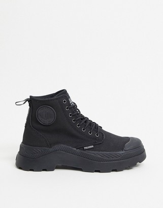 Palladium Pallakix Hi boots in black