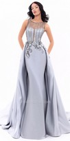 Tarik Ediz Megan Evening Dress
