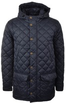 Barbour Crowl Jacket Navy
