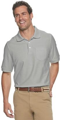Croft & Barrow Men's Easy-Care Pique Pocket Polo