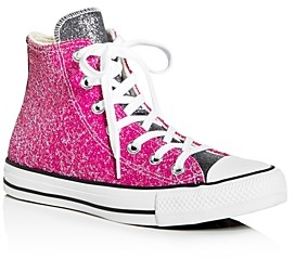 Converse Chuck Taylor All Star Glitter High-Top Sneakers
