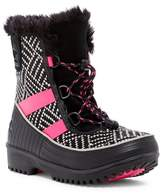Sorel Tivoli II Faux Fur Lined Waterproof Boot (Little Kid & Big Kid)
