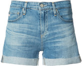 AG Jeans denim shorts - women - Cotton/Polyurethane/Lyocell - 26