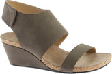 Adrienne Vittadini Women's Transe Wedge Sandal