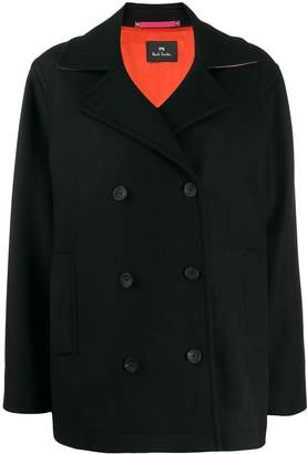 Paul Smith double-breasted coat