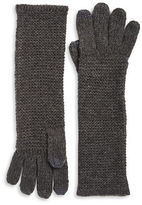 Rebecca Minkoff Long Knit Touch Gloves